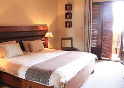 Hotel San Lucianu - Chambre mer