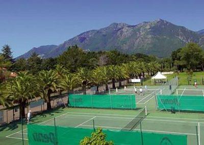 Hotel San Lucianu - Tennis