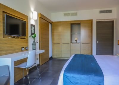 Suite hôtel san lucianu