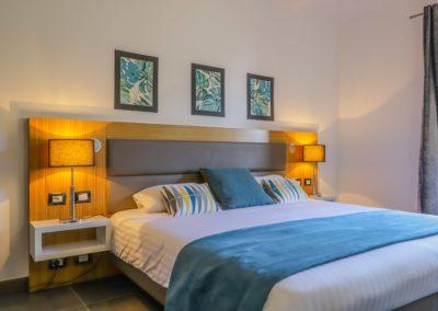 chambre hôtel san lucianu